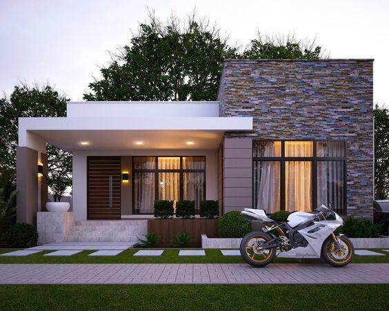 Thiết kế nhà vườn sang trọng
