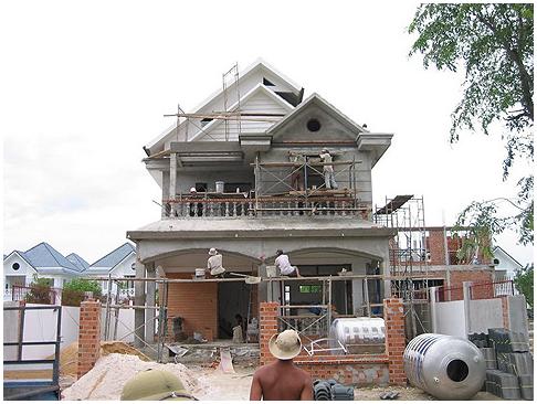 sửa chữa xây nhà bao trọn gói uy tín