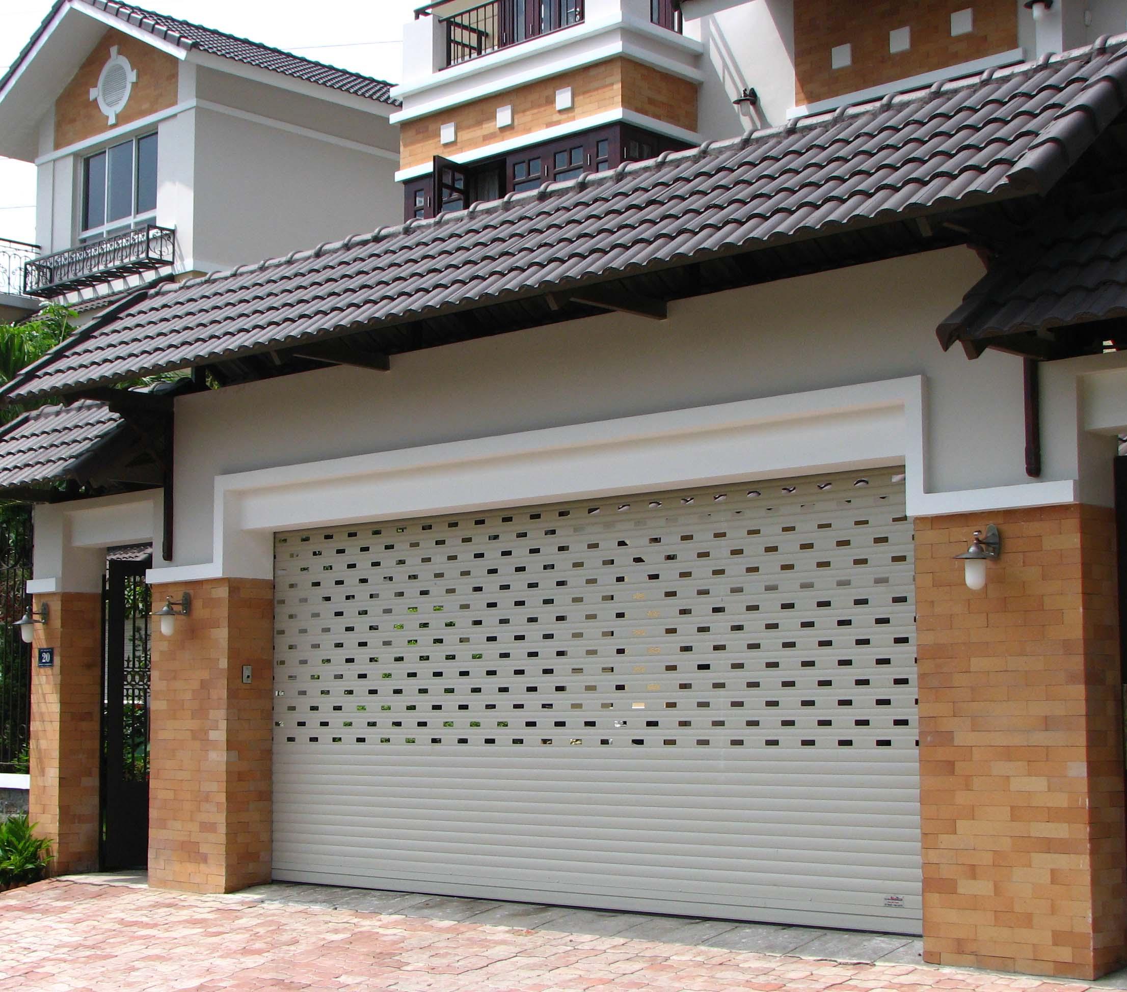 Thi công lắp đặt cửa cuốn giá rẻ tại Quận Nam Từ Liêm Hà Nội - Xây dựng  thiết kế sửa chữa nhà ở chung cư đô thị