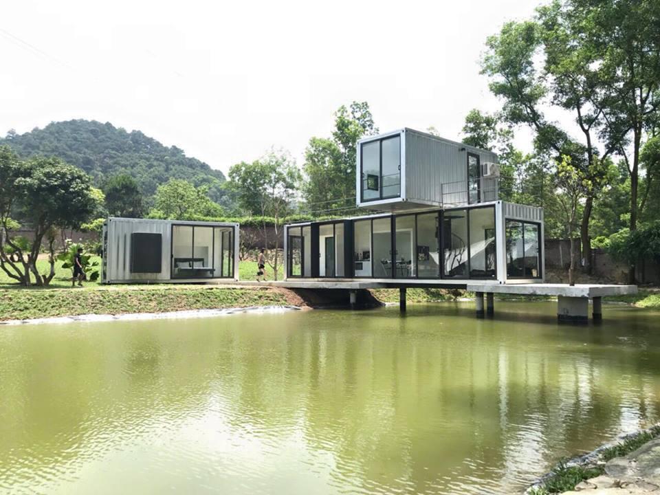 nhà Container chỉ 100 triệu tại Hà Nội