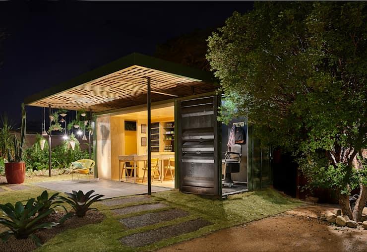 Tổng hợp 7 thiết kế nhà ở Container