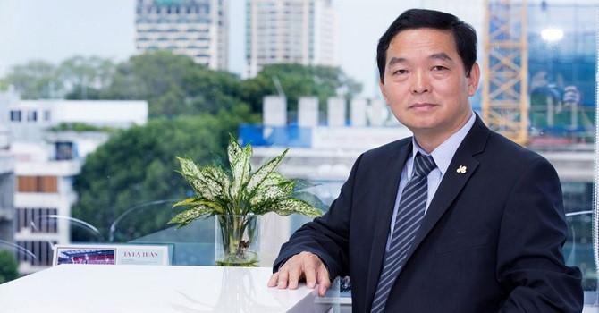 Chủ tịch Tập đoàn Xây dựng Hòa Bình