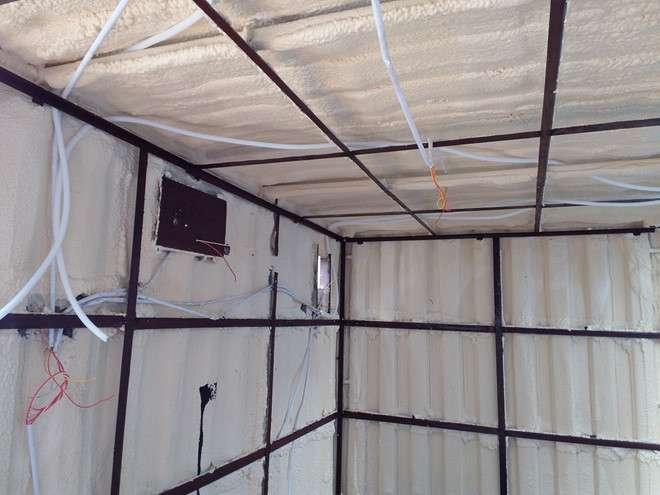 Cấu trúc thi công nhà ở Container