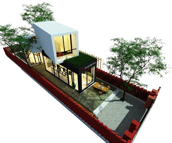 thi công thiết kế nhà Container uy tín tại Hà Nội