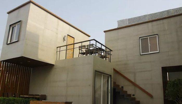 Dịch vụ thi công thiết kế nhà Container uy tín tại Hà Nội