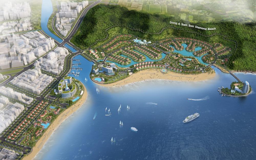 Khu đô thị du lịch ven biển