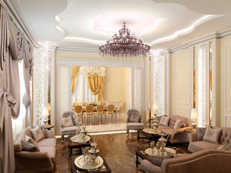 Thiết kế nội thất đẹp