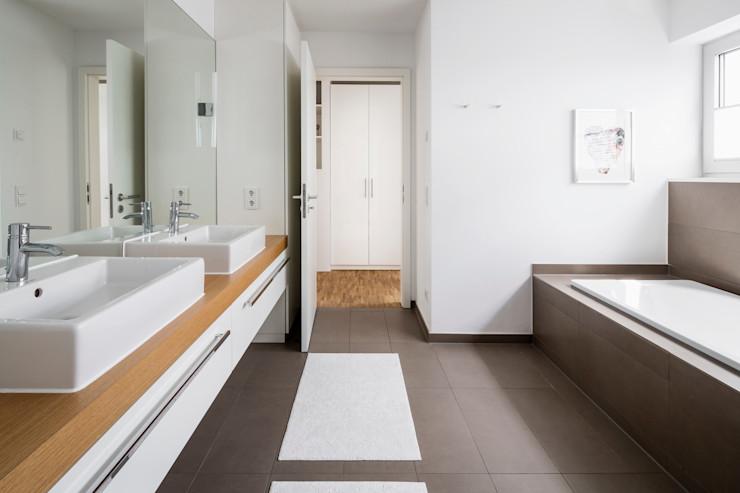 Phòng tắm sang trọng