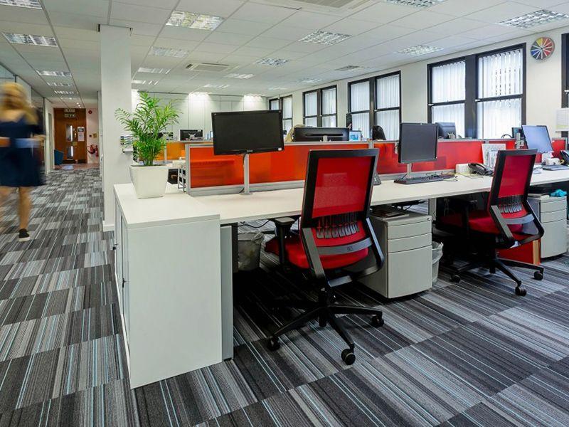Thiết kế văn phòng đẹp