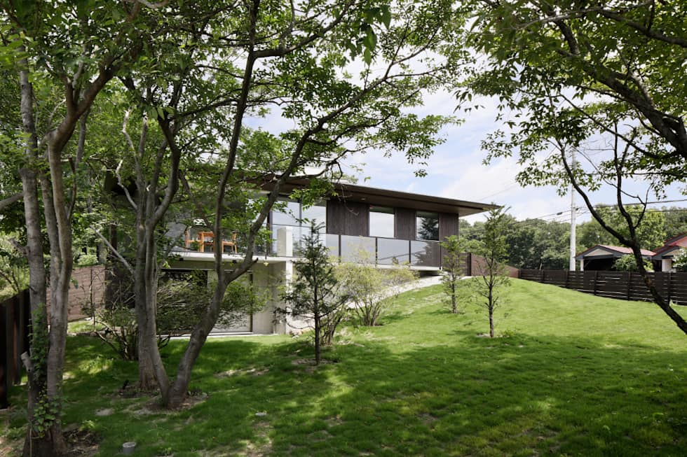 Thiết kế nhà vườn