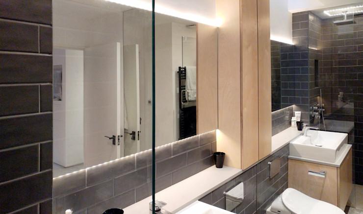 phòng tắm gara