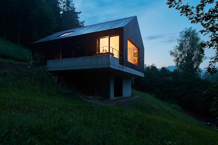 Nhà gỗ thiết kế đẹp